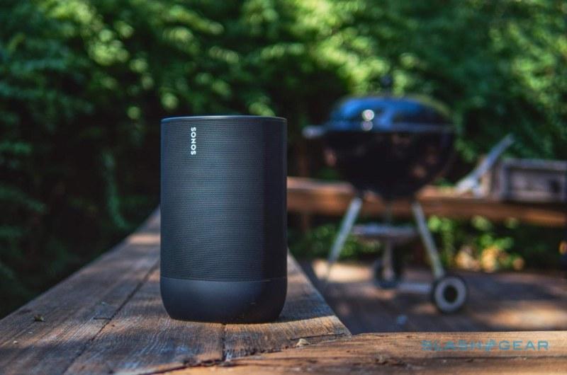 Sonos move boxe bluetooth