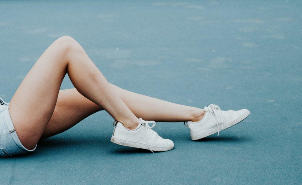 picioare după bărbierit