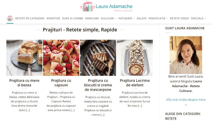 Laura Adamache