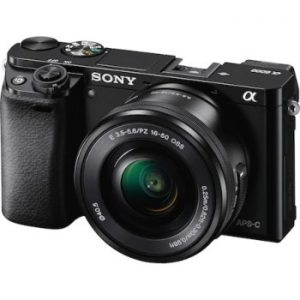 Sony Alpha A6000 YB