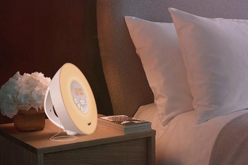 wake-up lamp