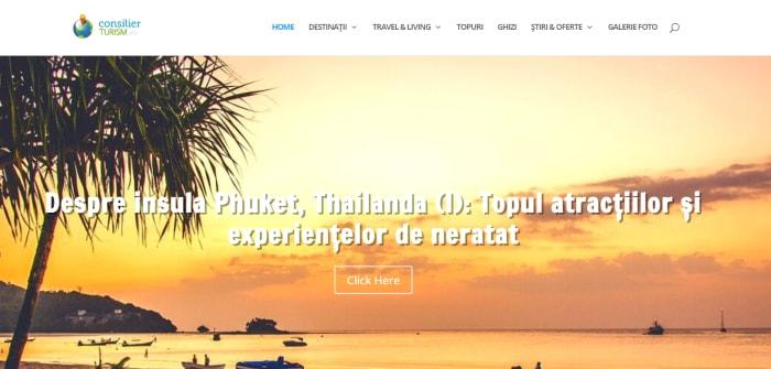 Consilier Turism