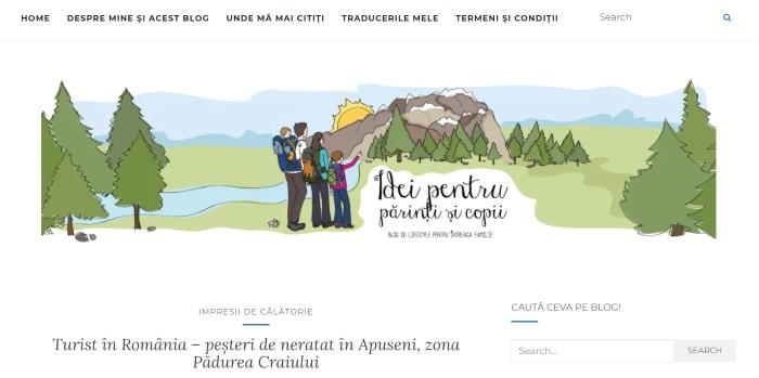 Blog Laura Frunza