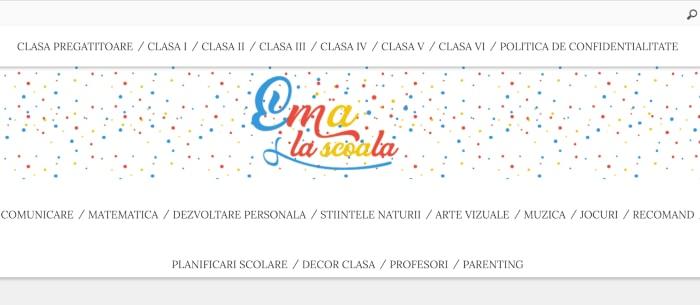Ema La Scoala