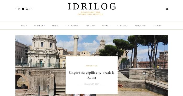 Idrilog
