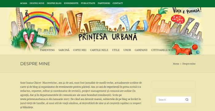 Printesa Urbana