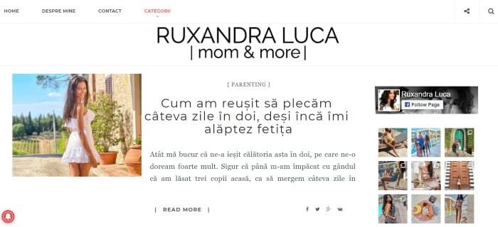 Ruxandra Luca