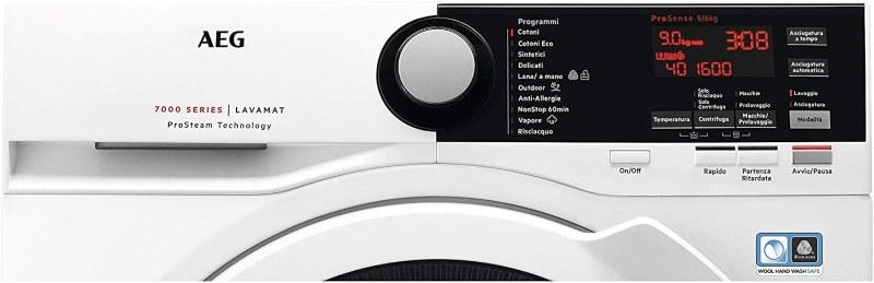 Programe de mașinile de spălat cu uscător